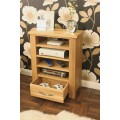 Aston Oak Home Entertainment Cabinet