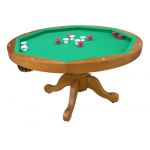 Dining/ Poker/ Bumper Pool Table